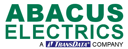 Abacus Electrics Logo